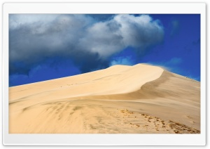 Kelso Dunes, Mojave Desert, California Ultra HD Wallpaper for 4K UHD Widescreen desktop, tablet & smartphone