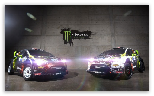 Ken Block Monster Energy Ford Fiesta WRC ❤ 4K UHD Wallpaper for Wide 5:3 Widescreen WGA ; 4K UHD 16:9 Ultra High Definition 2160p 1440p 1080p 900p 720p ; Mobile 5:3 16:9 - WGA 2160p 1440p 1080p 900p 720p ;