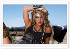 Kesha HD Wide Wallpaper for Widescreen