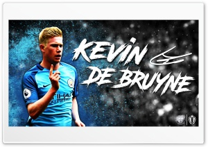 Kevin De Bruyne Manchester City HD Wide Wallpaper for 4K UHD Widescreen desktop & smartphone