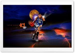 Kevin Durant HD Wide Wallpaper for 4K UHD Widescreen desktop & smartphone