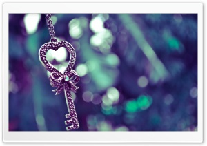 Key To My Heart HD Wide Wallpaper for Widescreen