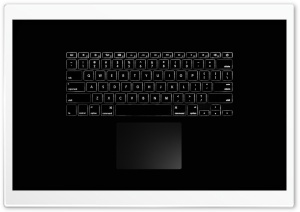 Keyboard and Touchpad HD Wide Wallpaper for Widescreen