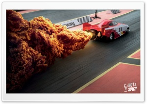 KFC Fast Food Design HD Wide Wallpaper for 4K UHD Widescreen desktop & smartphone