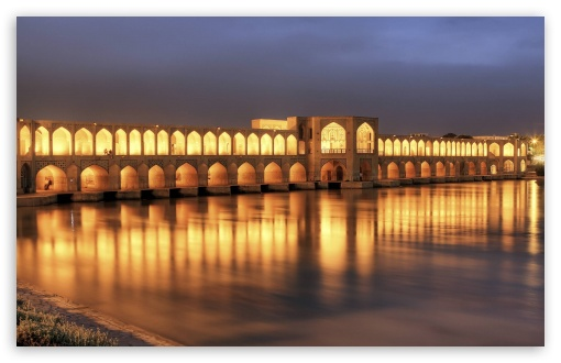 Khaju Bridge At Dusk, Isfahan, Iran ❤ 4K UHD Wallpaper for Wide 16:10 5:3 Widescreen WHXGA WQXGA WUXGA WXGA WGA ; 4K UHD 16:9 Ultra High Definition 2160p 1440p 1080p 900p 720p ; Standard 4:3 5:4 3:2 Fullscreen UXGA XGA SVGA QSXGA SXGA DVGA HVGA HQVGA ( Apple PowerBook G4 iPhone 4 3G 3GS iPod Touch ) ; Tablet 1:1 ; iPad 1/2/Mini ; Mobile 4:3 5:3 3:2 16:9 5:4 - UXGA XGA SVGA WGA DVGA HVGA HQVGA ( Apple PowerBook G4 iPhone 4 3G 3GS iPod Touch ) 2160p 1440p 1080p 900p 720p QSXGA SXGA ; Dual 16:10 5:3 16:9 4:3 5:4 WHXGA WQXGA WUXGA WXGA WGA 2160p 1440p 1080p 900p 720p UXGA XGA SVGA QSXGA SXGA ;
