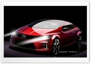 Kia Concept Ultra HD Wallpaper for 4K UHD Widescreen desktop, tablet & smartphone