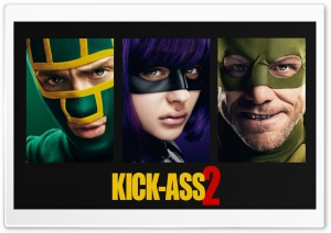 Kick Ass 2 2013 Movie HD HD Wide Wallpaper for Widescreen