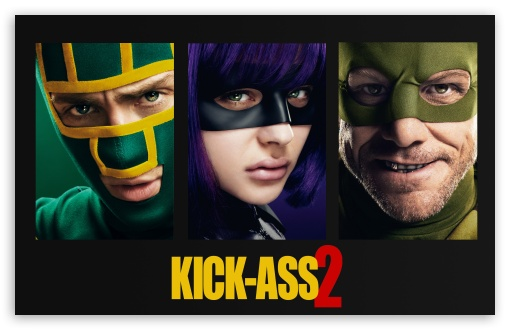 Kick Ass 2 2013 Movie HD HD wallpaper for Wide 16:10 5:3 Widescreen WHXGA WQXGA WUXGA WXGA WGA ; Standard 3:2 Fullscreen DVGA HVGA HQVGA devices ( Apple PowerBook G4 iPhone 4 3G 3GS iPod Touch ) ; Mobile 5:3 3:2 16:9 - WGA DVGA HVGA HQVGA devices ( Apple PowerBook G4 iPhone 4 3G 3GS iPod Touch ) WQHD QWXGA 1080p 900p 720p QHD nHD ;