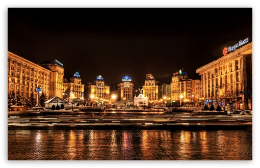 Kiev At Night, Ukraine HD wallpaper for Standard 4:3 5:4 Fullscreen UXGA XGA SVGA QSXGA SXGA ; Wide 16:10 5:3 Widescreen WHXGA WQXGA WUXGA WXGA WGA ; HD 16:9 High Definition WQHD QWXGA 1080p 900p 720p QHD nHD ; Other 3:2 DVGA HVGA HQVGA devices ( Apple PowerBook G4 iPhone 4 3G 3GS iPod Touch ) ; Mobile VGA WVGA iPhone iPad PSP Phone - VGA QVGA Smartphone ( PocketPC GPS iPod Zune BlackBerry HTC Samsung LG Nokia Eten Asus ) WVGA WQVGA Smartphone ( HTC Samsung Sony Ericsson LG Vertu MIO ) HVGA Smartphone ( Apple iPhone iPod BlackBerry HTC Samsung Nokia ) Sony PSP Zune HD Zen ; Tablet 2 Android 3 DVGA HVGA HQVGA devices ( Apple PowerBook G4 iPhone 4 3G 3GS iPod Touch ) ;