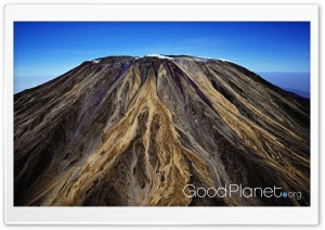 Kilimandjaro, Tanzanie HD Wide Wallpaper for Widescreen