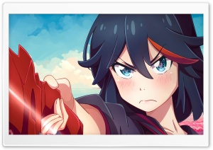 Kill la Kill Ryouku Ultrawide Ultra HD Wallpaper for 4K UHD Widescreen desktop, tablet & smartphone