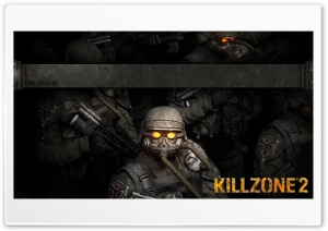 Killzone 2 HD Wide Wallpaper for Widescreen