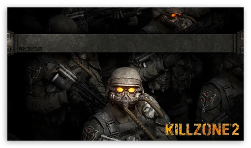 Killzone 2 HD wallpaper for HD 16:9 High Definition WQHD QWXGA 1080p 900p 720p QHD nHD ; Tablet 1:1 ; Mobile 5:3 3:2 16:9 - WGA DVGA HVGA HQVGA devices ( Apple PowerBook G4 iPhone 4 3G 3GS iPod Touch ) WQHD QWXGA 1080p 900p 720p QHD nHD ;