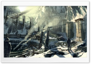 Killzone 3 Game HD Wide Wallpaper for Widescreen