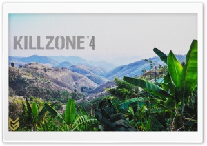 Killzone 4 Jungle HD Wide Wallpaper for Widescreen