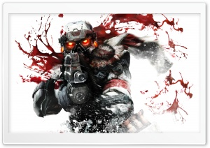 Killzone 3 Ultra HD Wallpaper for 4K UHD Widescreen desktop, tablet & smartphone