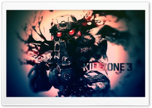Killzone 3 HD Wide Wallpaper for Widescreen