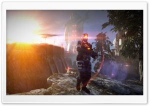 Killzone Shadow Fall 2013 HD Wide Wallpaper for Widescreen