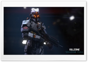 Killzone Shadow Fall 2013 Assault Class HD Wide Wallpaper for Widescreen