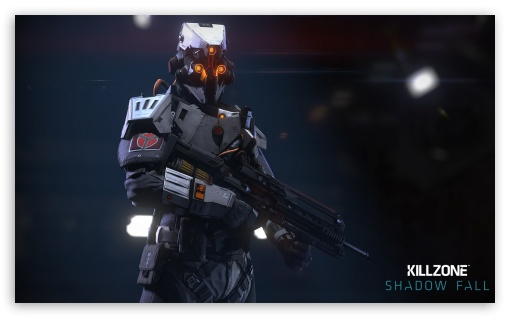 Killzone Shadow Fall 2013 Assault Class HD wallpaper for Wide 5:3 Widescreen WGA ; HD 16:9 High Definition WQHD QWXGA 1080p 900p 720p QHD nHD ; Mobile 5:3 16:9 - WGA WQHD QWXGA 1080p 900p 720p QHD nHD ;