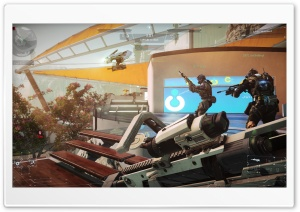 Killzone Shadow Fall 2013 Multiplayer Game HD Wide Wallpaper for Widescreen