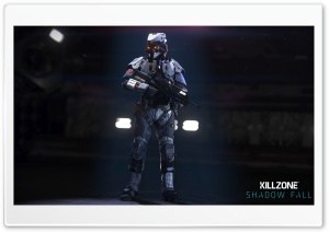 Killzone Shadow Fall Assault Class HD Wide Wallpaper for Widescreen