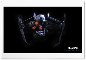 Killzone Shadow Fall Game, Buddy Drone HD Wide Wallpaper for Widescreen
