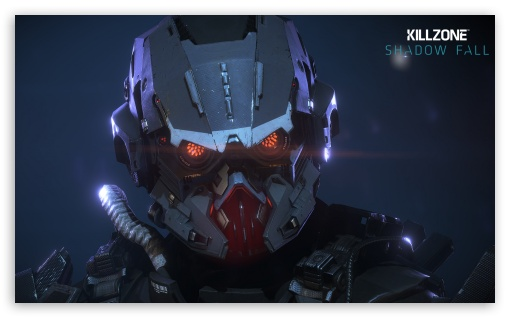 Killzone Shadow Fall, Helghast Infantry HD wallpaper for Wide 5:3 Widescreen WGA ; HD 16:9 High Definition WQHD QWXGA 1080p 900p 720p QHD nHD ; Mobile 5:3 16:9 - WGA WQHD QWXGA 1080p 900p 720p QHD nHD ;
