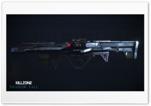 Killzone Shadow Fall PNV-06 Petrusite Cannon HD Wide Wallpaper for Widescreen