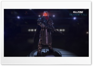 Killzone Shadow Fall, Scout Class HD Wide Wallpaper for Widescreen