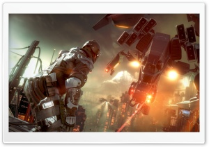 Killzone ShadowFall - PS4 HD Wide Wallpaper for Widescreen