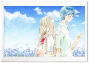 Kimi Ni Todoke   Romance Manga HD Wide Wallpaper for Widescreen