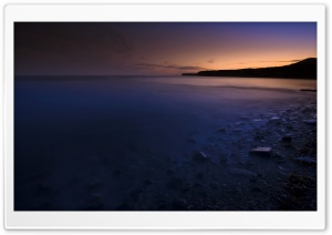Kimmeridge Bay HD Wide Wallpaper for Widescreen