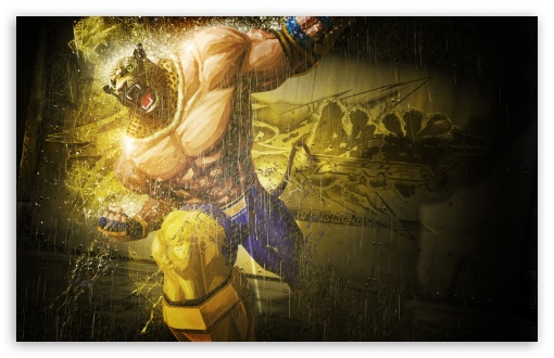 KING IN TEKKEN HD wallpaper for Standard 4:3 5:4 Fullscreen UXGA XGA