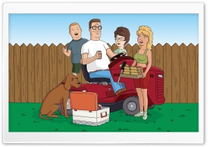 King Of The Hill HD Wide Wallpaper for Widescreen