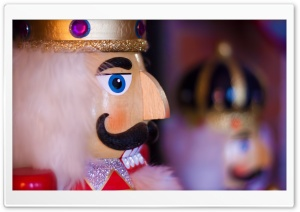 King Of The Nutcrackers HD Wide Wallpaper for Widescreen