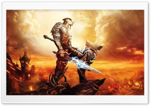Kingdoms of Amalur Reckoning HD Wide Wallpaper for 4K UHD Widescreen desktop & smartphone