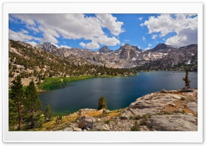 Kings Canyon National Park HD Wide Wallpaper for Widescreen
