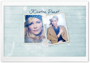 Kirsten Dunst HD Wide Wallpaper for Widescreen