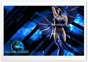 Kitana mortal kombat HD Wide Wallpaper for Widescreen