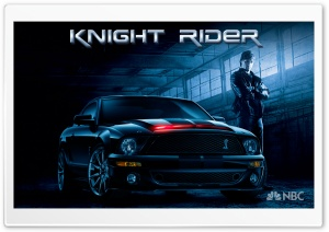 Knight Rider HD Wide Wallpaper for Widescreen