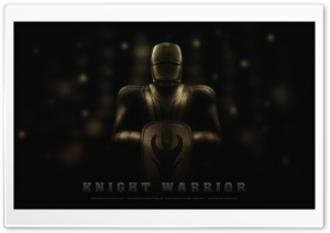 Knight Warrior HD Wide Wallpaper for Widescreen