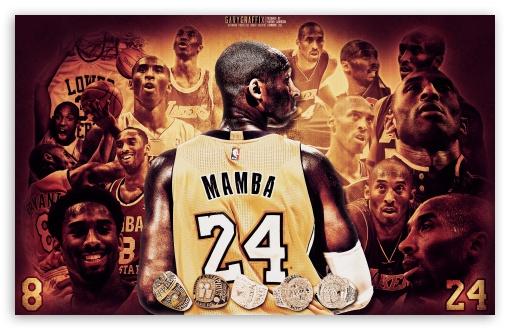Kobe Bryant-Living Legend ❤ 4K UHD Wallpaper for Wide 16:10 Widescreen WHXGA WQXGA WUXGA WXGA ;