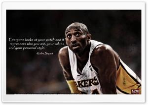 Kobe Bryant quote Ultra HD Wallpaper for 4K UHD Widescreen desktop, tablet & smartphone
