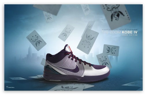 Kobe IV   Nike Basketball Sneakers HD wallpaper for Wide 16:10 5:3 Widescreen WHXGA WQXGA WUXGA WXGA WGA ; HD 16:9 High Definition WQHD QWXGA 1080p 900p 720p QHD nHD ; Mobile 5:3 16:9 - WGA WQHD QWXGA 1080p 900p 720p QHD nHD ;