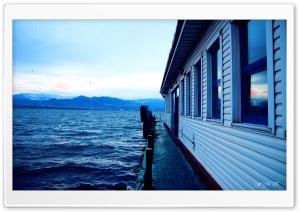 Kocaeli Korfez Gulf HD Wide Wallpaper for Widescreen