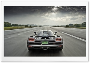 Koenigsegg Agera 2011 HDR HD Wide Wallpaper for Widescreen