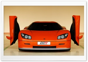 Koenigsegg CCR 2 HD Wide Wallpaper for Widescreen