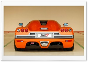 Koenigsegg CCR 4 HD Wide Wallpaper for Widescreen