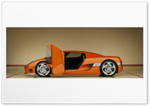 Koenigsegg CCR 6 HD Wide Wallpaper for Widescreen